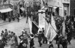 20 mai 1923 - cortège pour la fête jubilaire du parti libéral (1873-1923)