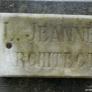 Il est signé par l'architecte L.JEANNÉE
