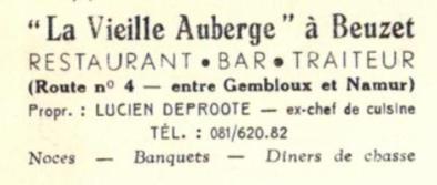 détail du verso de la carte postale - Editions Nels