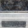 Pour rappel, le monument a été inauguré le 19 septembre 1920; modifié et à nouveau inauguré le 15 mai 1949