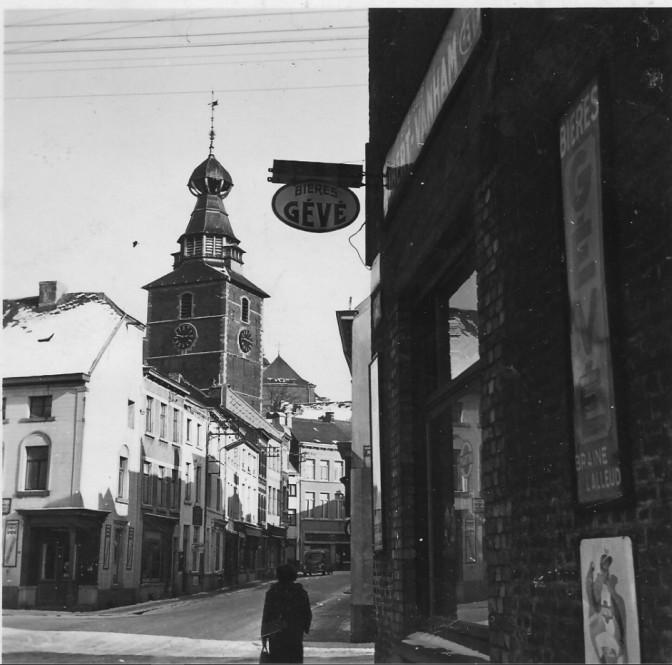 Photo François Depireux - vers 1960